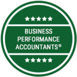 Business Performanec Accountants Badge